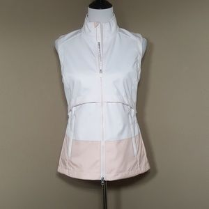 New Zero Restriction Cameron Wind Vest Golf S